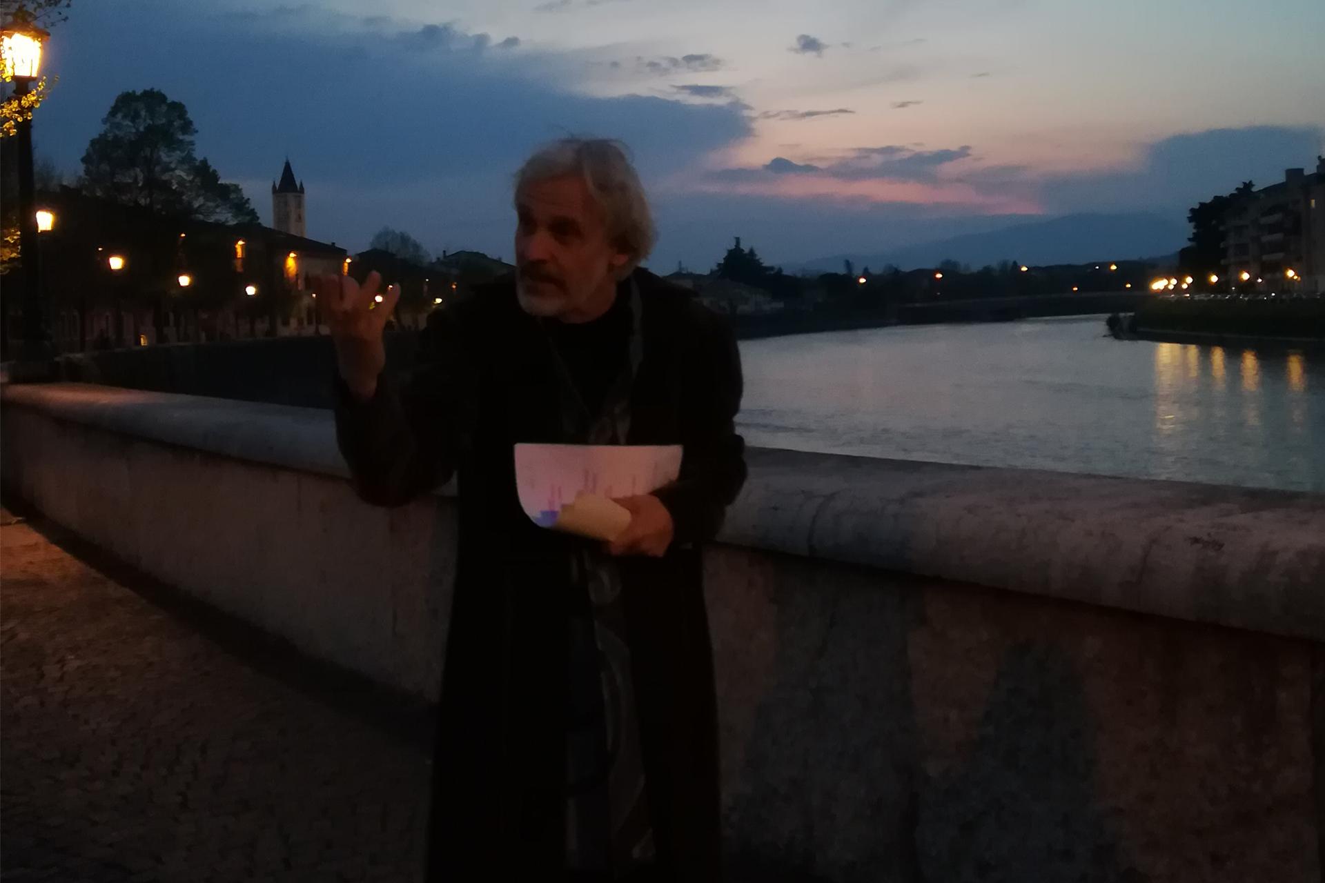 Passeggiate con Dante Mura Festival