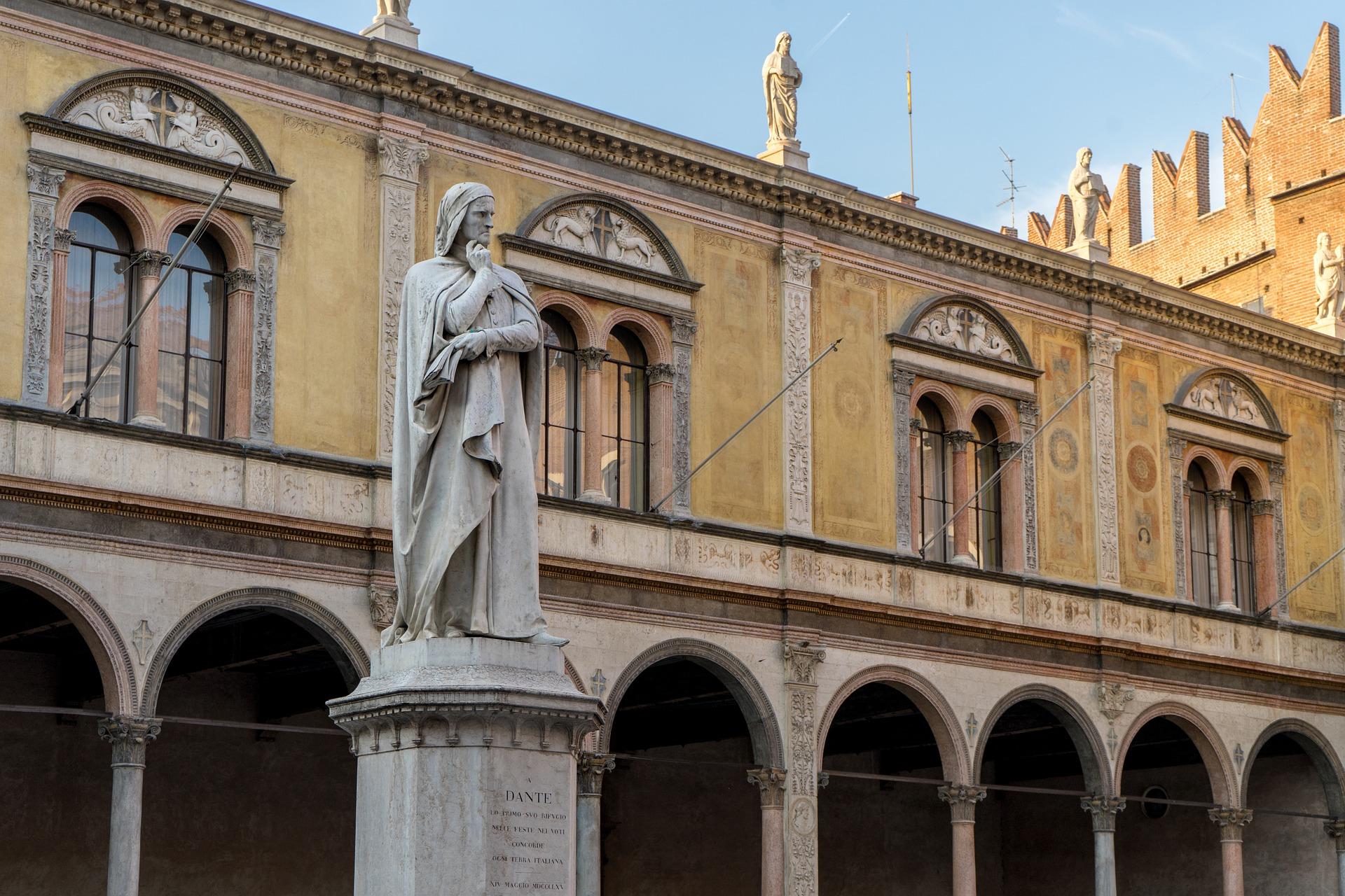 Anniversario Dante Verona