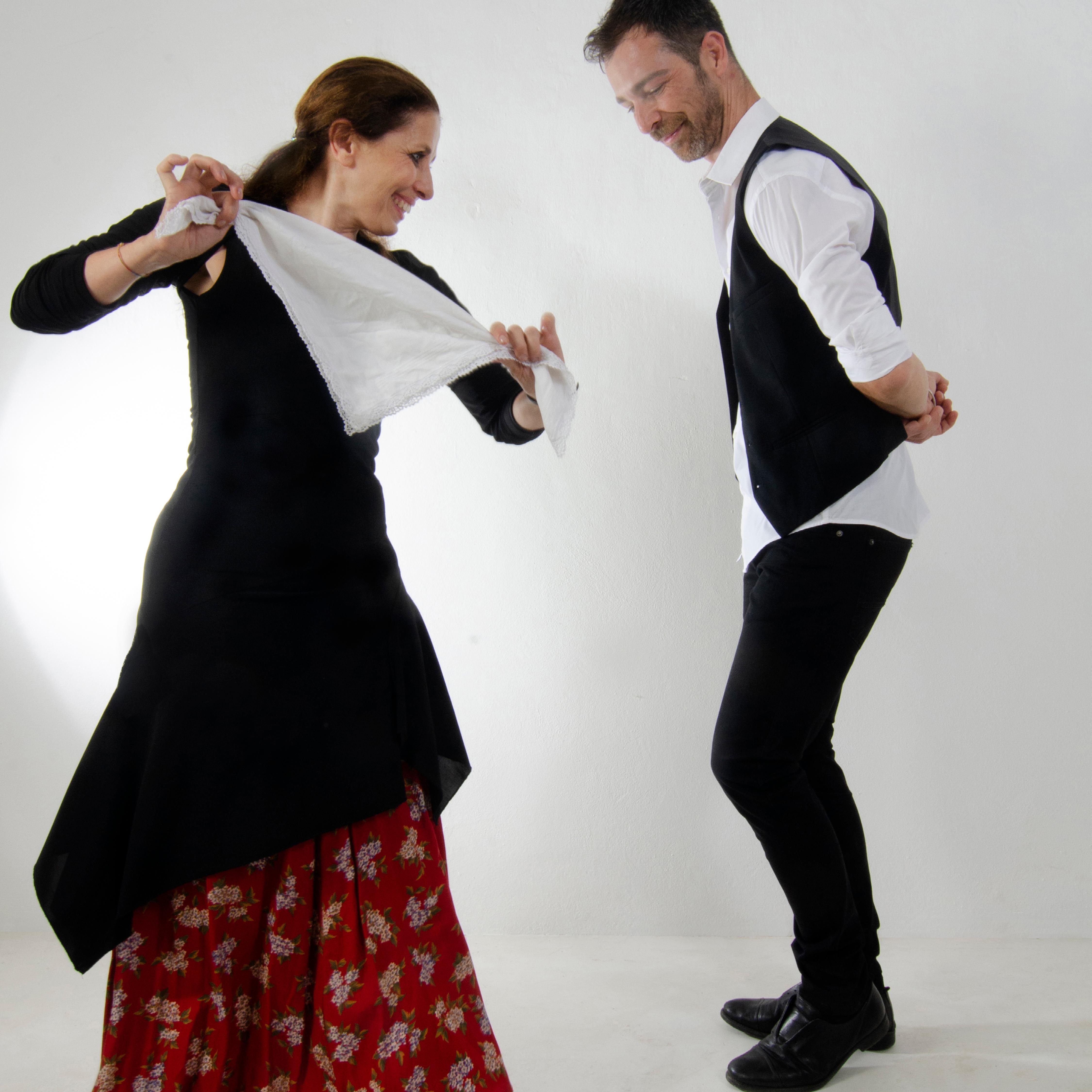 Terra ballerina laboratorio di pizzica - Mura Festival