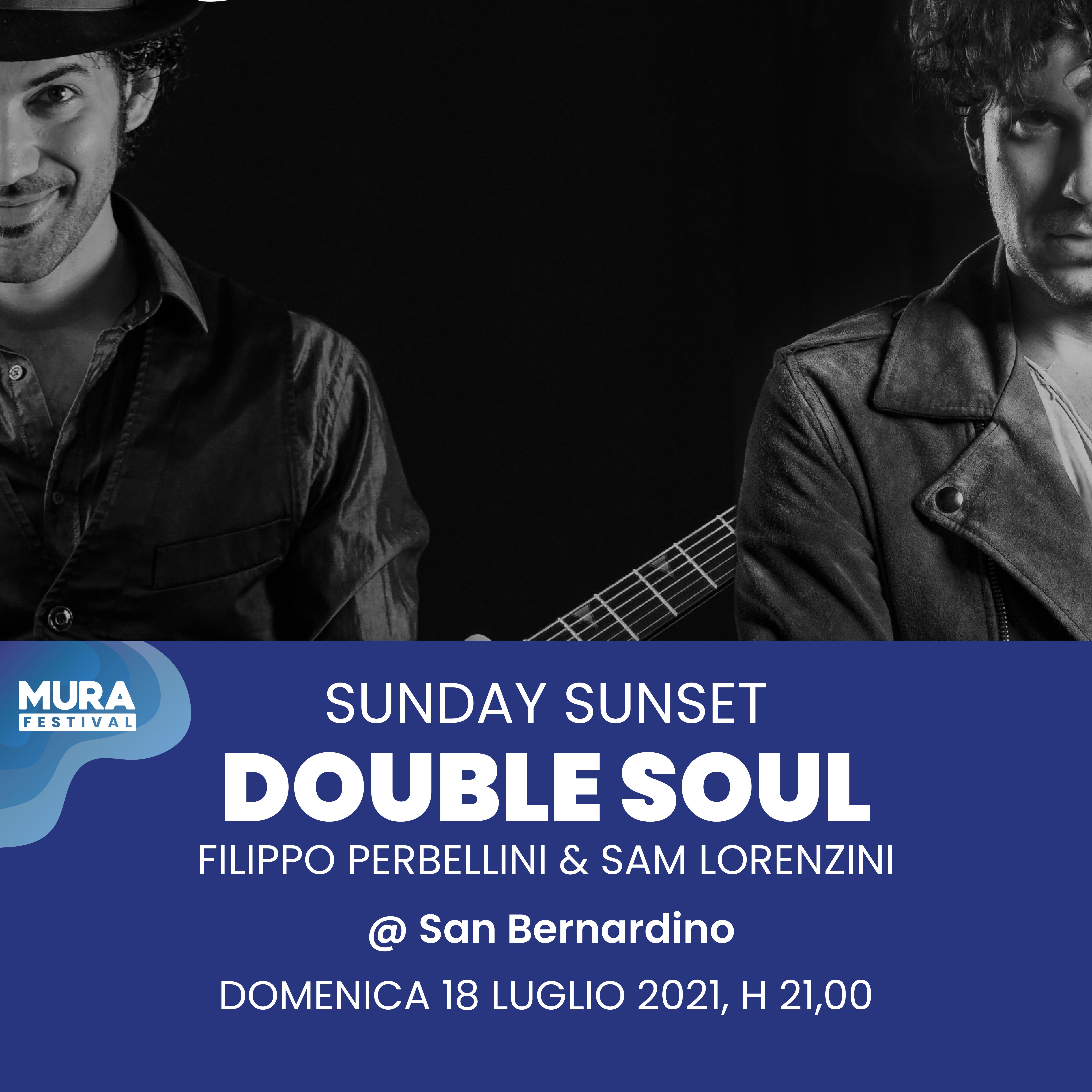 Sunset Sunday - Double soul