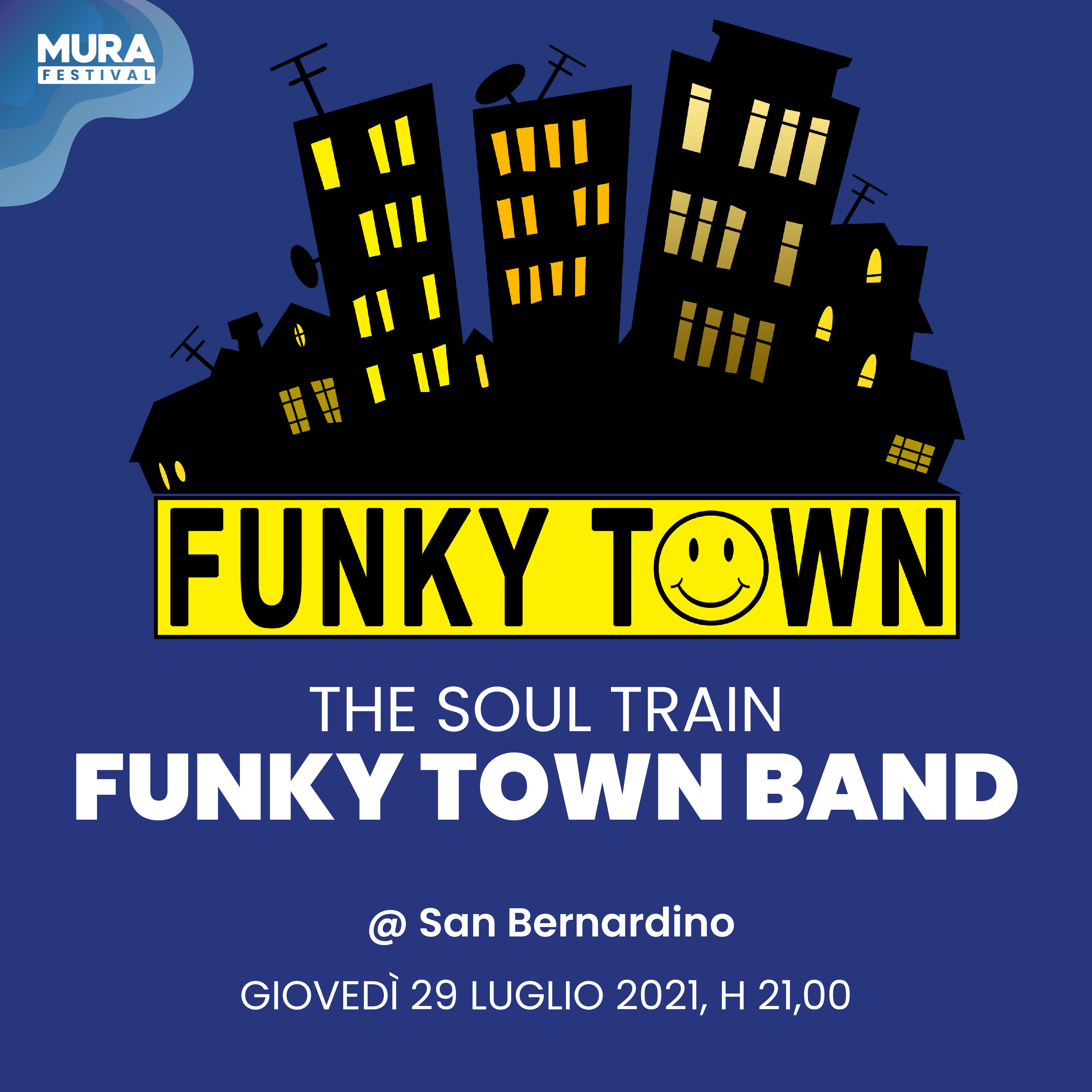 Funky Mura Night - Funky town