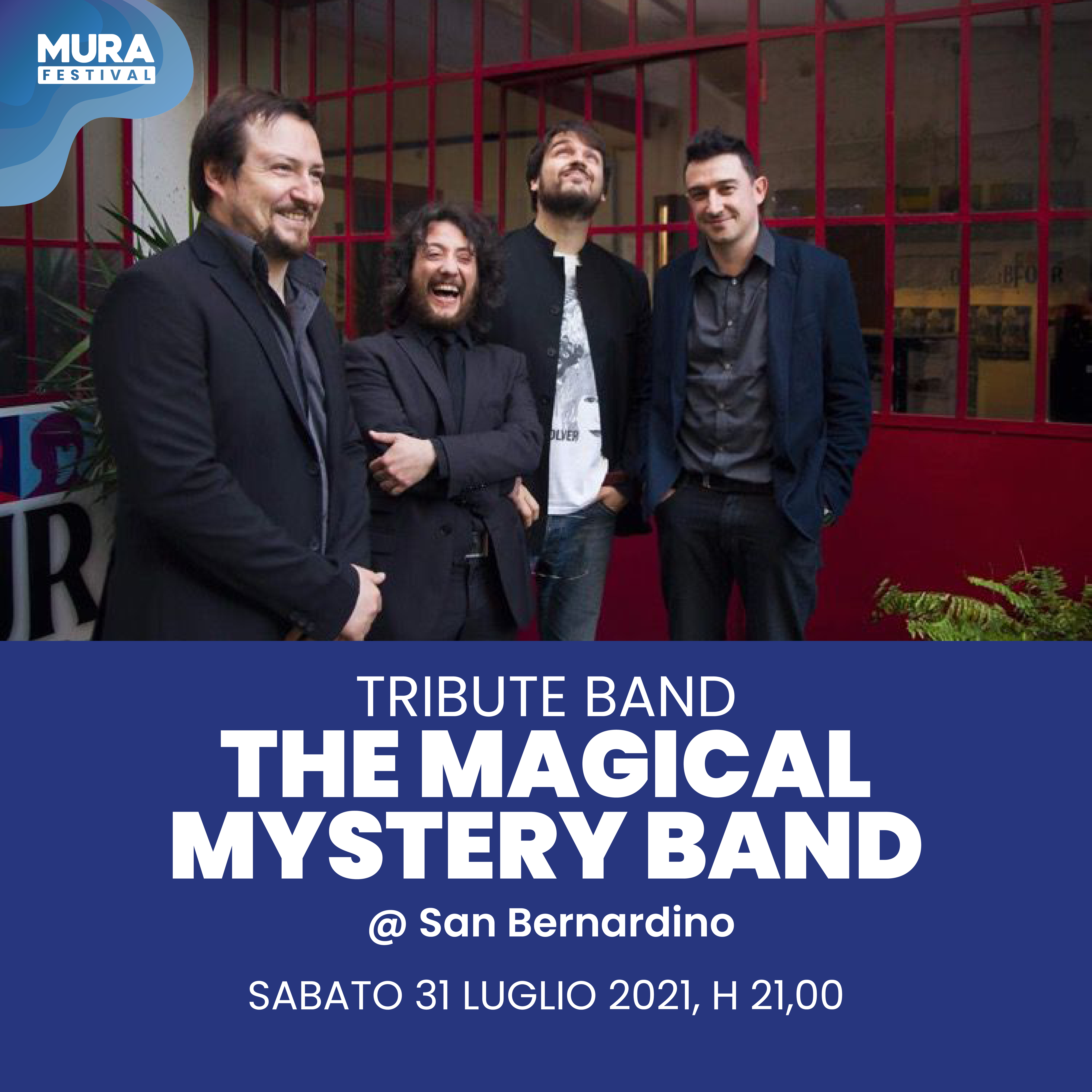 The magical mystery band