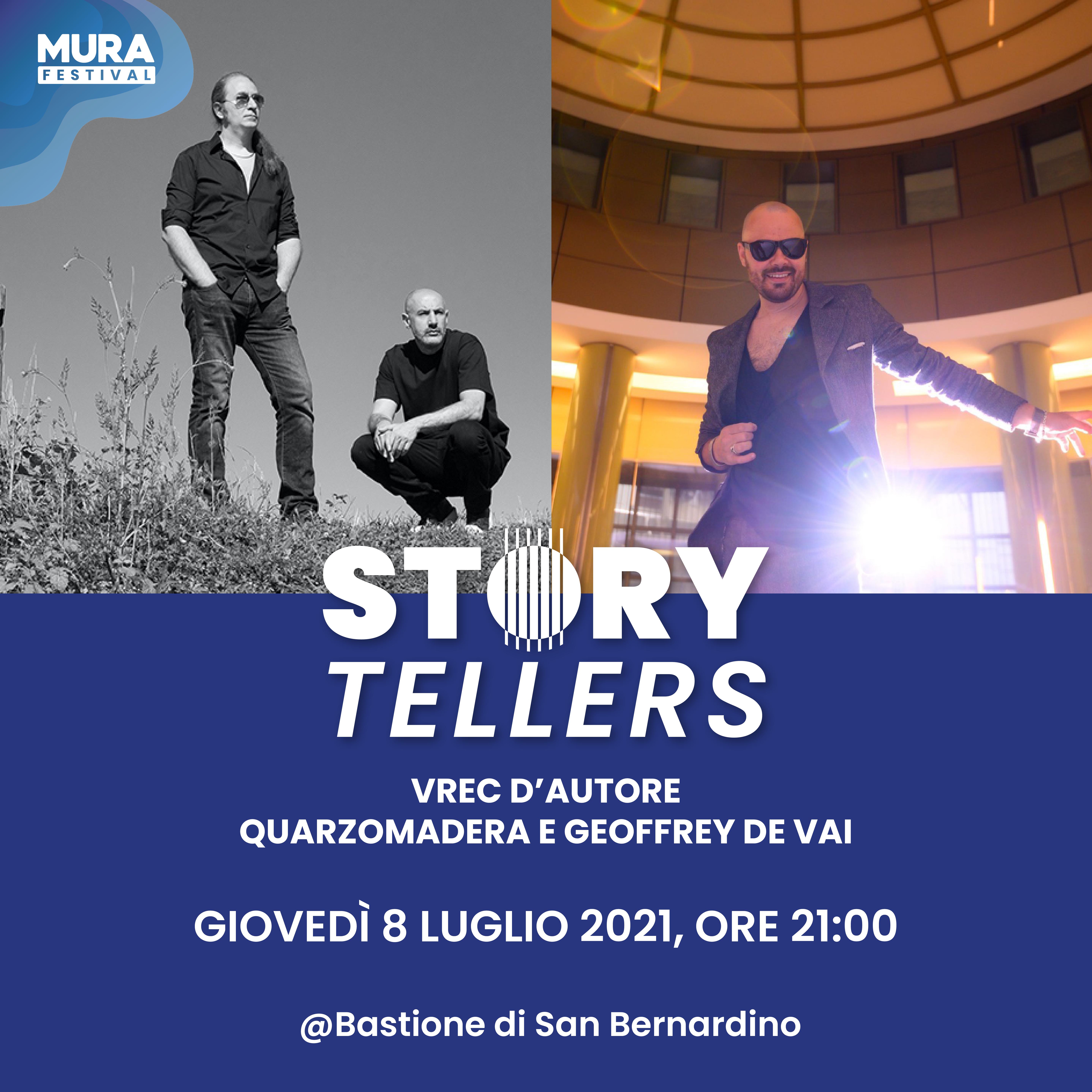 Storytellers - Mura festival