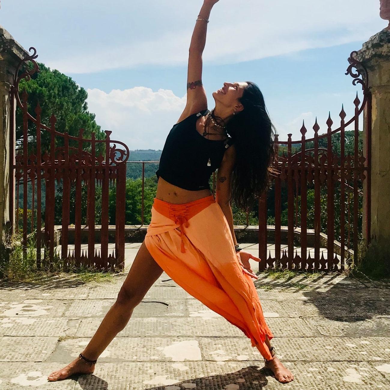 Yogavolando