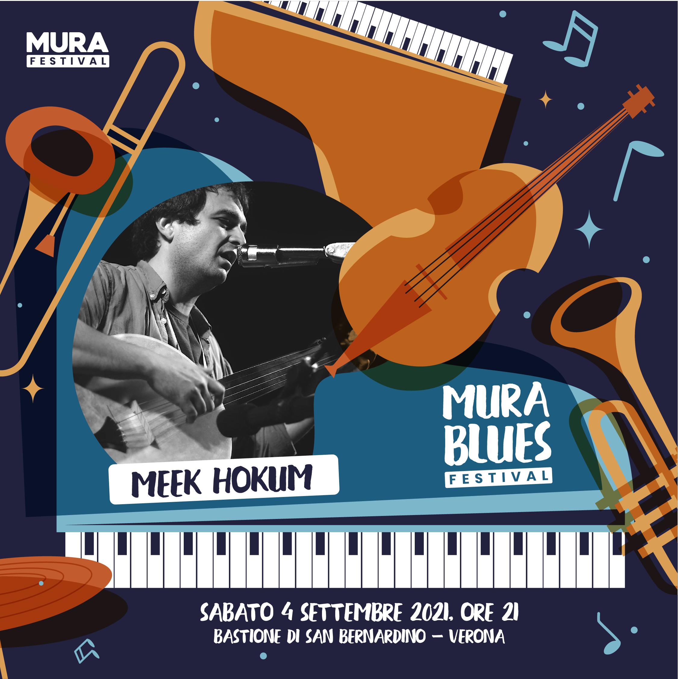 Mura Blues Festival Meek Hokum