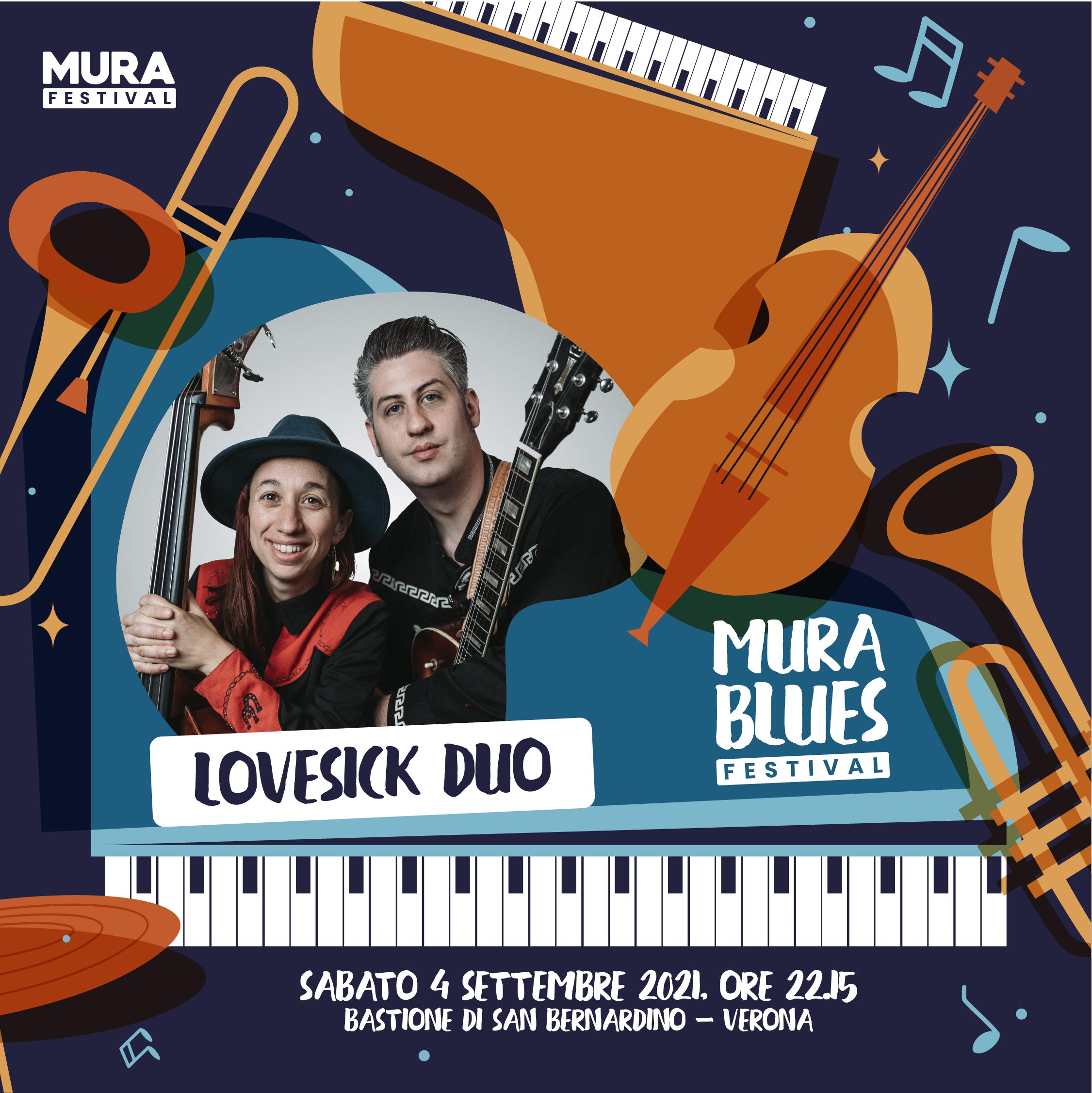 Mura Blues Festival Lovesick Duo