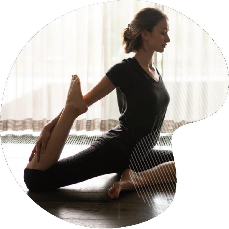 Yoga with victoria